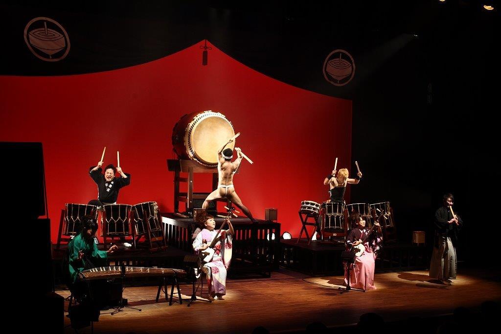 和楽器演奏集団 独楽(こま)