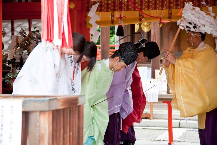 稲荷祭 本殿祭