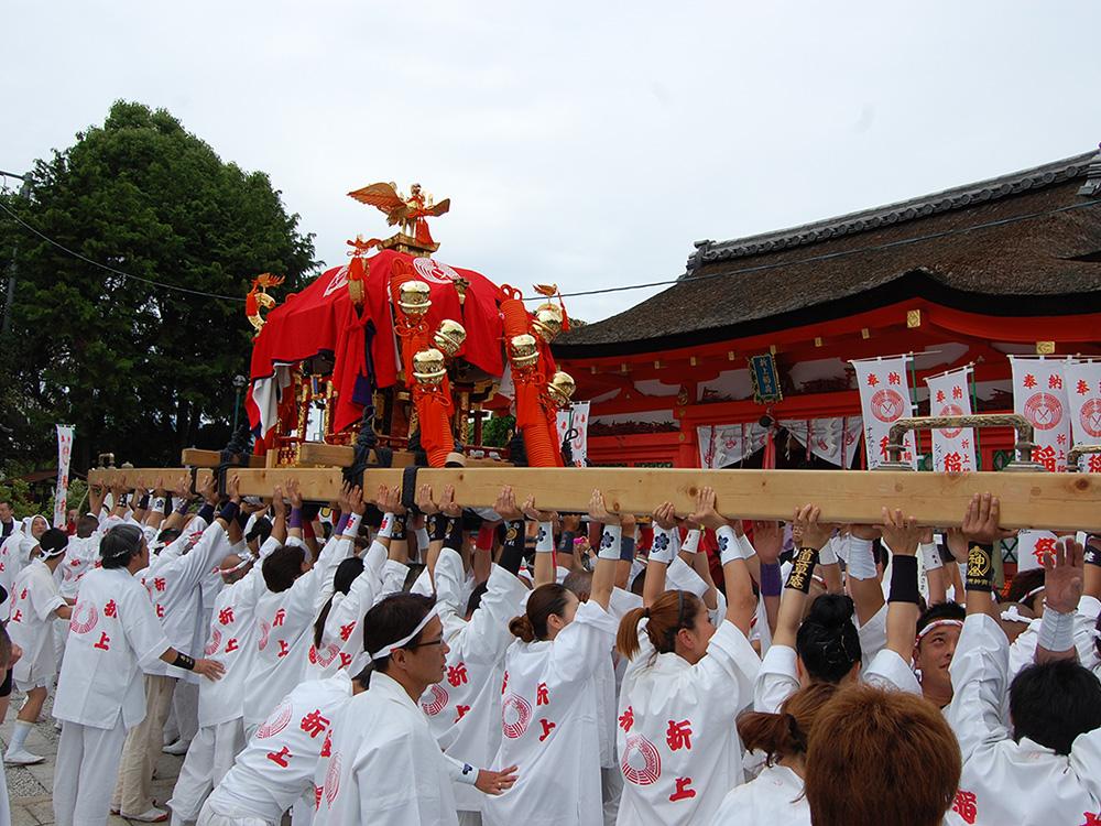 令和元年稲荷祭のお知らせのイメージ