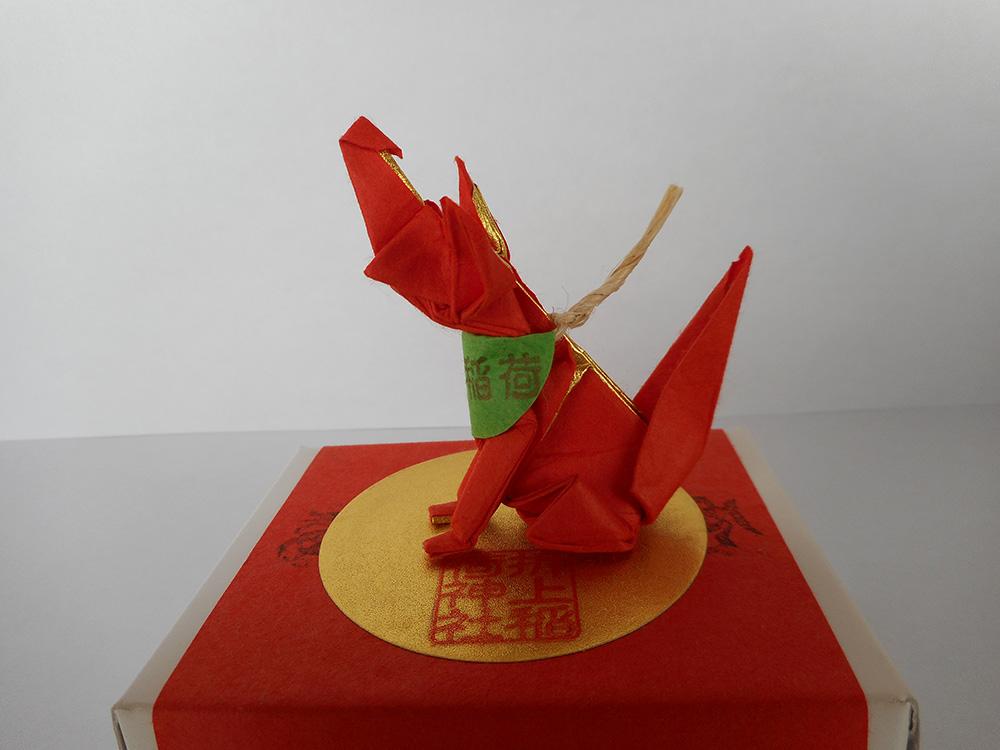 令和元年稲荷祭おきつねのイメージ